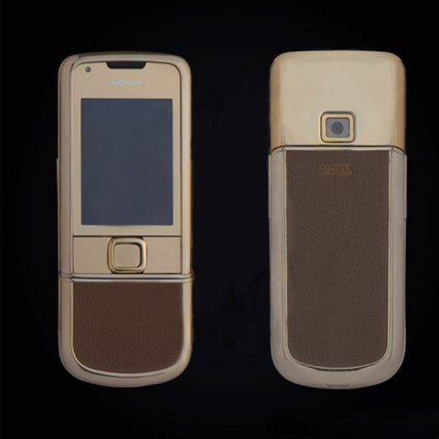 Nokia 8800 Arte Gold Main C