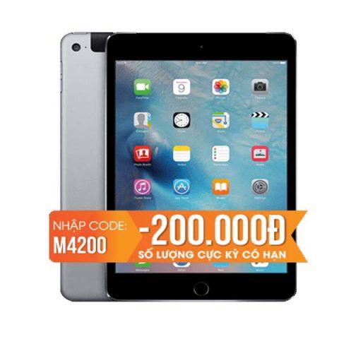 iPad Mini 4 32GB Cũ (4G + Wifi)