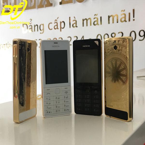 Nokia 515 Mạ Vàng
