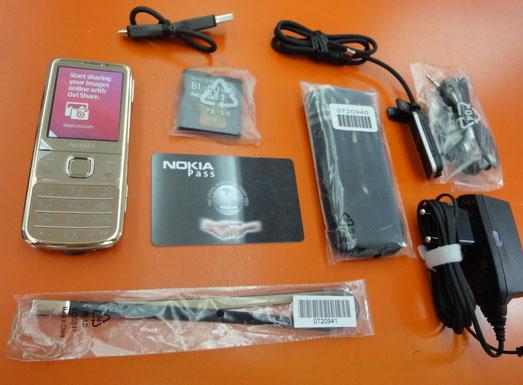 Đánh giá Nokia 6700 , Nhận xét Nokia 6700