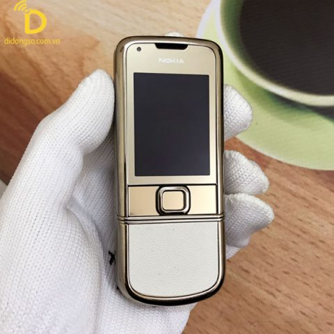 Nokia 8800 Gold Arte Da Trắng Zin