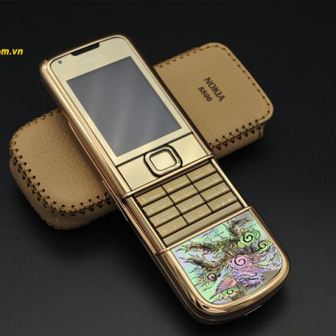Nokia 8800 Gold Arte Long Phụng