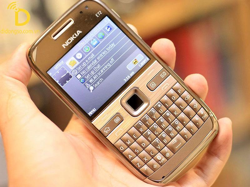 Mua bán điện thoại Nokia E72 Cũ tại Hà Nội và TP HCM