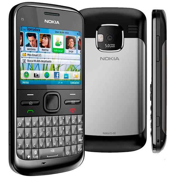 Điện Thoại Nokia E5
