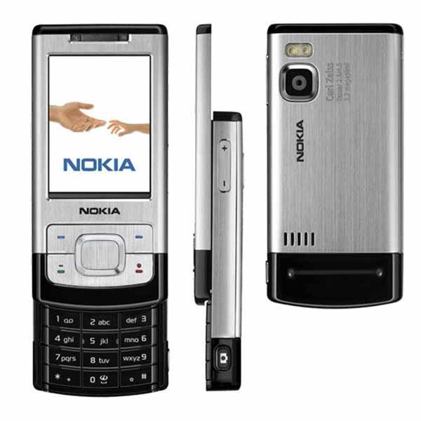 Điện thoại Nokia 6500 Slide