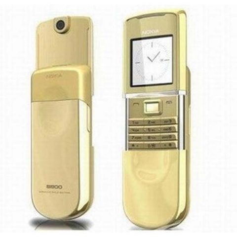 Điện thoại Nokia 8800 Siroco Gold