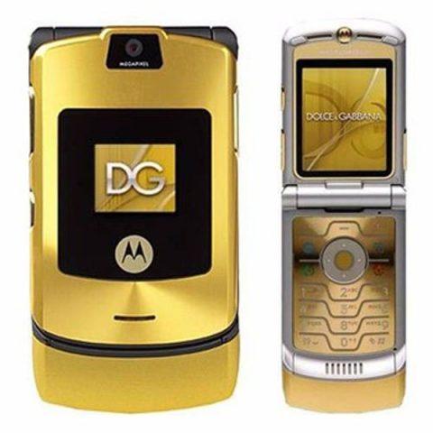 Điện thoai Motorola V3i