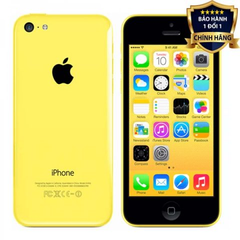 iPhone 5C 16gb Quốc Tế