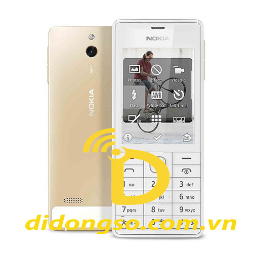 NOKIA-515-GOLD-CHAMPAGNE
