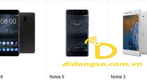 Mua điện thoại Nokia cũ giá cao tại Hà Nộ