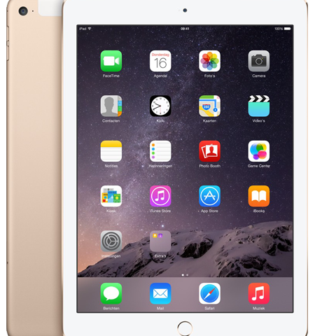 Apple Ipad Air 2 Wifi + 4G Quốc Tế Cũ