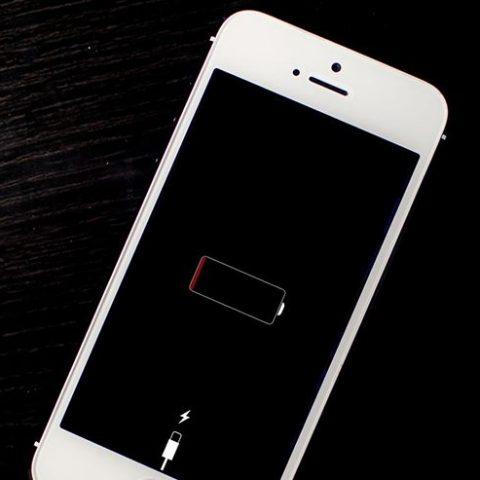 Sửa lỗi iPhone 5,5S,5C không nhận sạc, USB