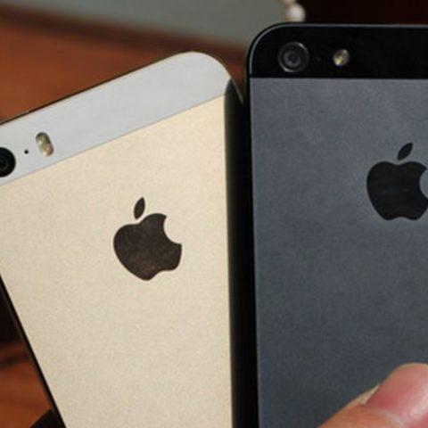 Thay đèn flash iPhone 5,5S,5C