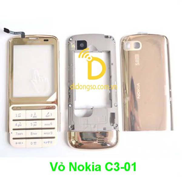 Vỏ Nokia C3-01