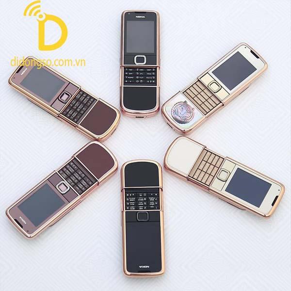 Vỏ Nokia 8800 Chính Hãng