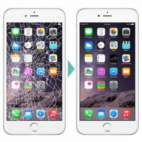 Báo giá ép Kính, thay màn iPhone 4- iPhone X
