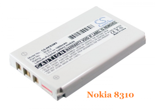 Pin Nokia 8310
