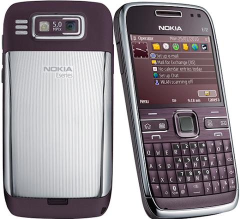 Màn hình Điện Thoại Nokia E72