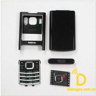 Vỏ Nokia 6500 Classic