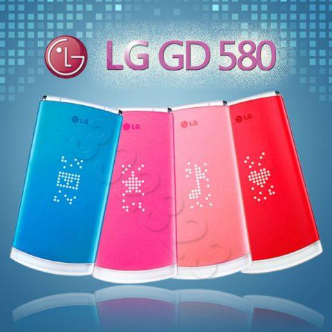 Điện thoại LG GD580 Lollipop
