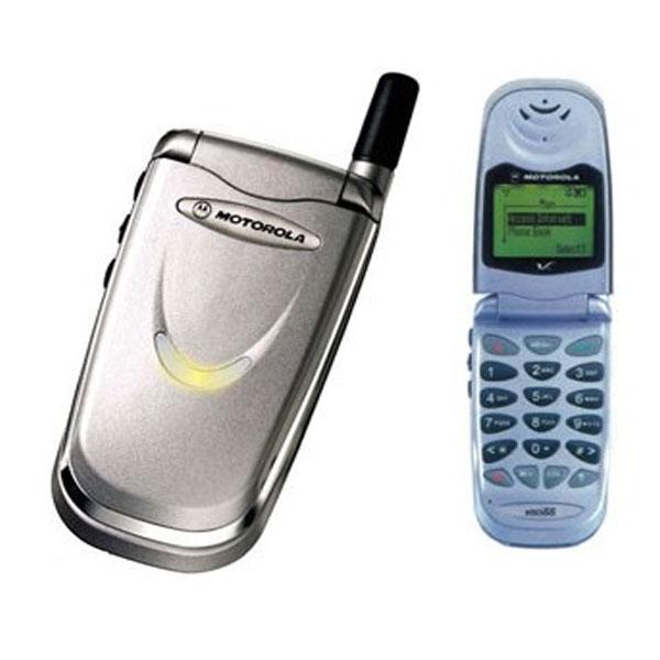 Điện thoại Motorola v8088 , Motorola V cười