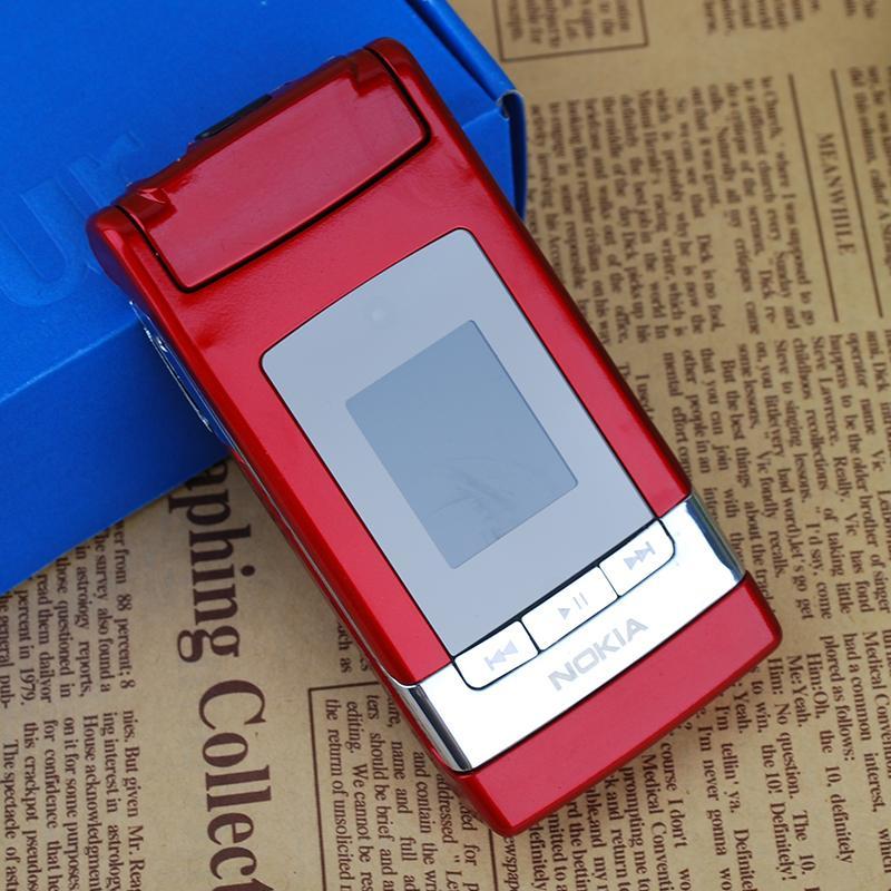 Nokia N76 Nắp Gập