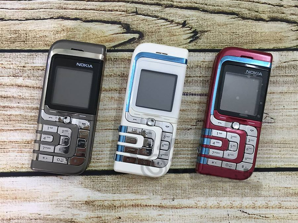 Nokia 7260 - chiếc lá nhỏ