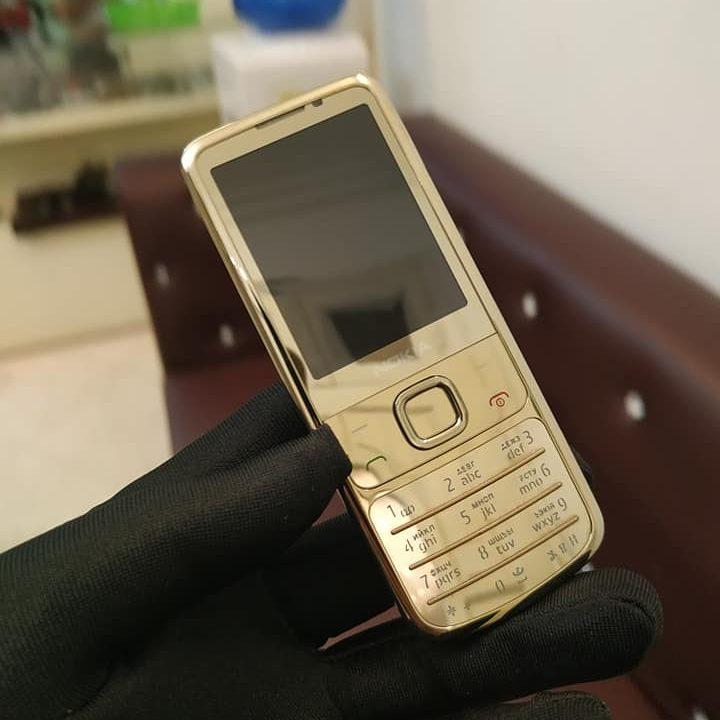 Nokia 6700 Gold Nguyên Bản