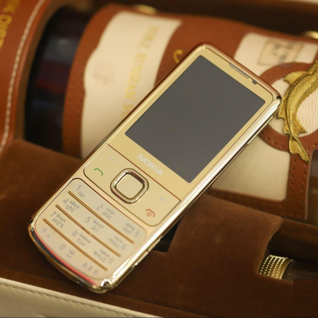 Nokia 6700 Gold Nguyên Bản Đẹp