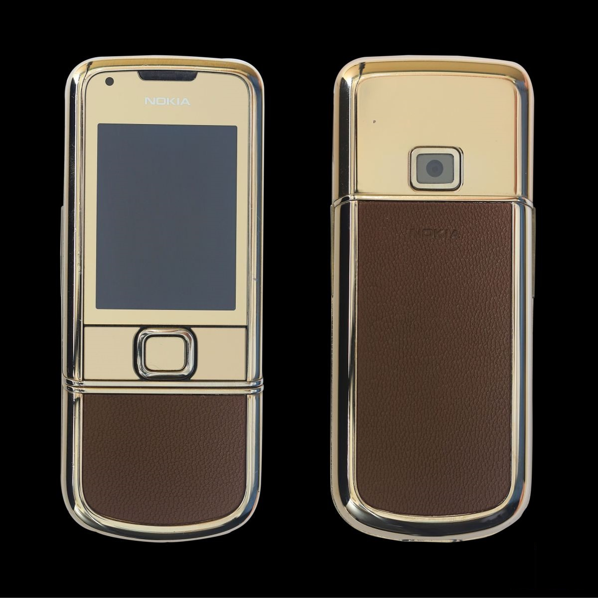 Nokia 8800E Gold Arte Da Nâu Like New
