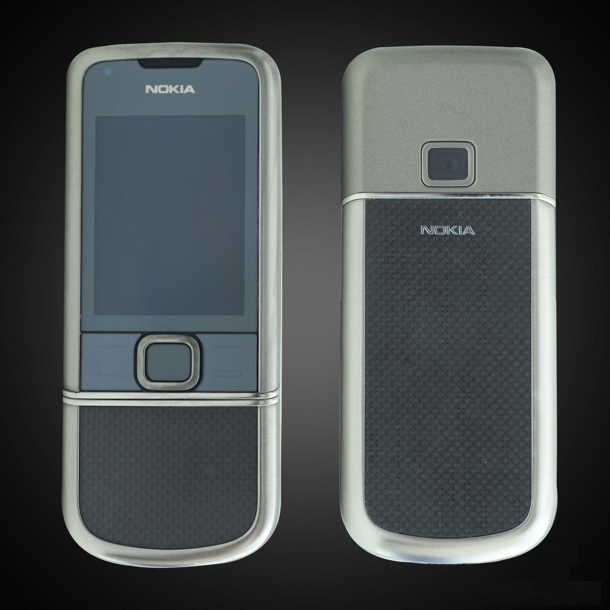 Nokia 8800 Carbon Arte Vỏ Mới