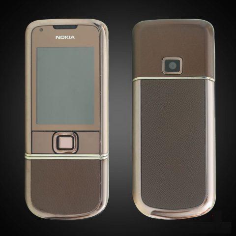 Nokia 8800E Sapphire Arte Brown Đẹp Xuất Sắc 99%