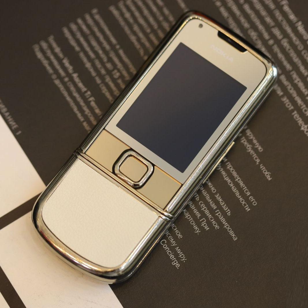 Nokia 8800E Gold Arte 4G Nguyên Bản
