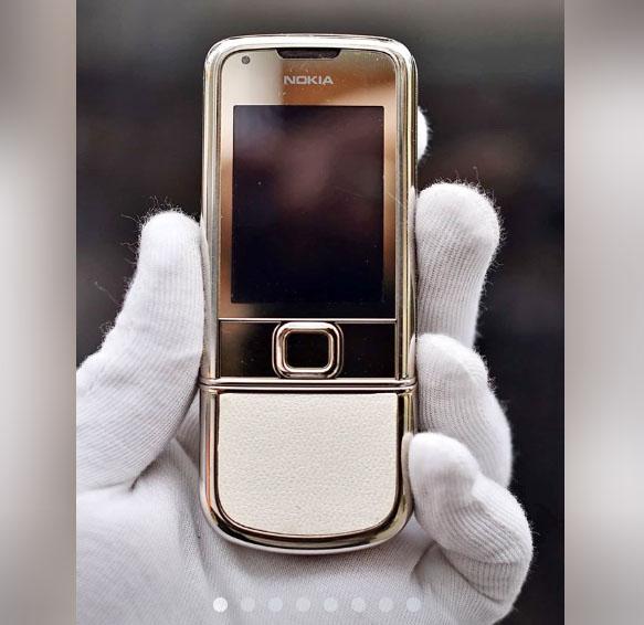 Nokia 8800A Gold Arte Nguyên Bản